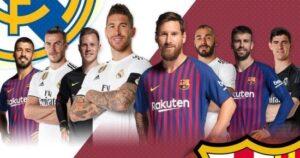ريال مدريد يتصدر ويسقط برشلونة في الكلاسيكو