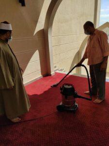 استعداداً وزاره الاوقاف بالاسكندريه لشهر رمضان المبارك