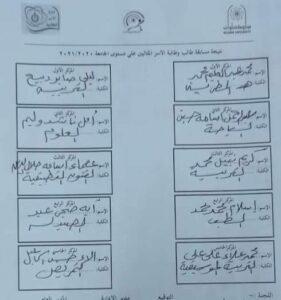 وسط أجواء تنافسية .. إعلان نتائج طالب وطالبة الأسر المثاليين بجامعة حلوان