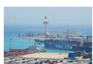 وكالة الأنباء السعودية واس تعلن إغلاق ميناء جدة