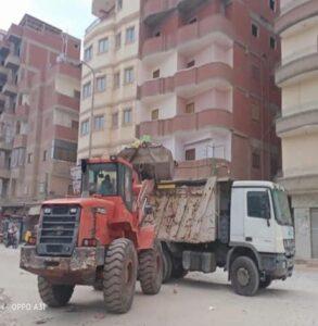 محافظ الغربية يصدر القرار ٦٤٩   لتنظيم أعمال النظافة بالمحافظة.