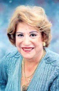 سيدة المسرح العربي ماتيلدا
