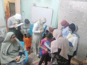 مركز الطب الرياضي بالغربية بالتعاون مع جمعية ينابيع الرحمة