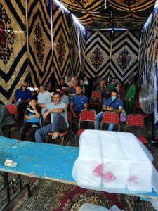 ذبح ٥٢٢ أضحية بالمجان بمجازر المحافظة في أول أيام العيد