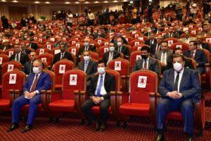 """محافظ الغربية يشارك بالمؤتمر الأول لجريدة الجمهورية """"مصر السيسي وبناء الدولة الحديثة"""""""
