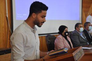 بالصور ... كلية التربية النوعية جامعة كفر الشيخ تنظم ملتقى خريجي 2021م