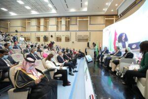 افتتاح المنتدى الإقليمي الأول للعلم المفتوح في المنطقة العربية بجامعة الجلالة بالعين السخنة.