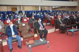 محافظ الوادي الجديد يترأس اجتماع المجلس التنفيذي للمحافظة