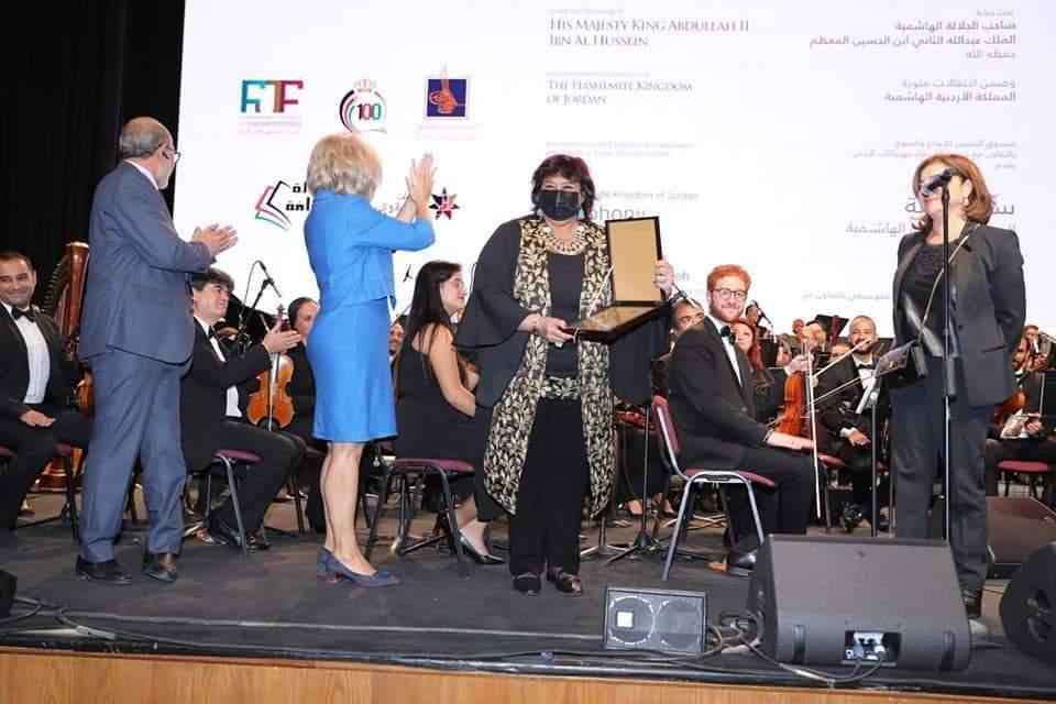 وزيرا ثقافة مصر